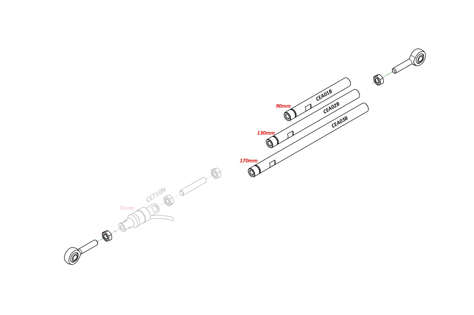Universal Power Shifter Cnc Racing Wiring Diagram Bmw S1000rr Ducati Multistrada 1200