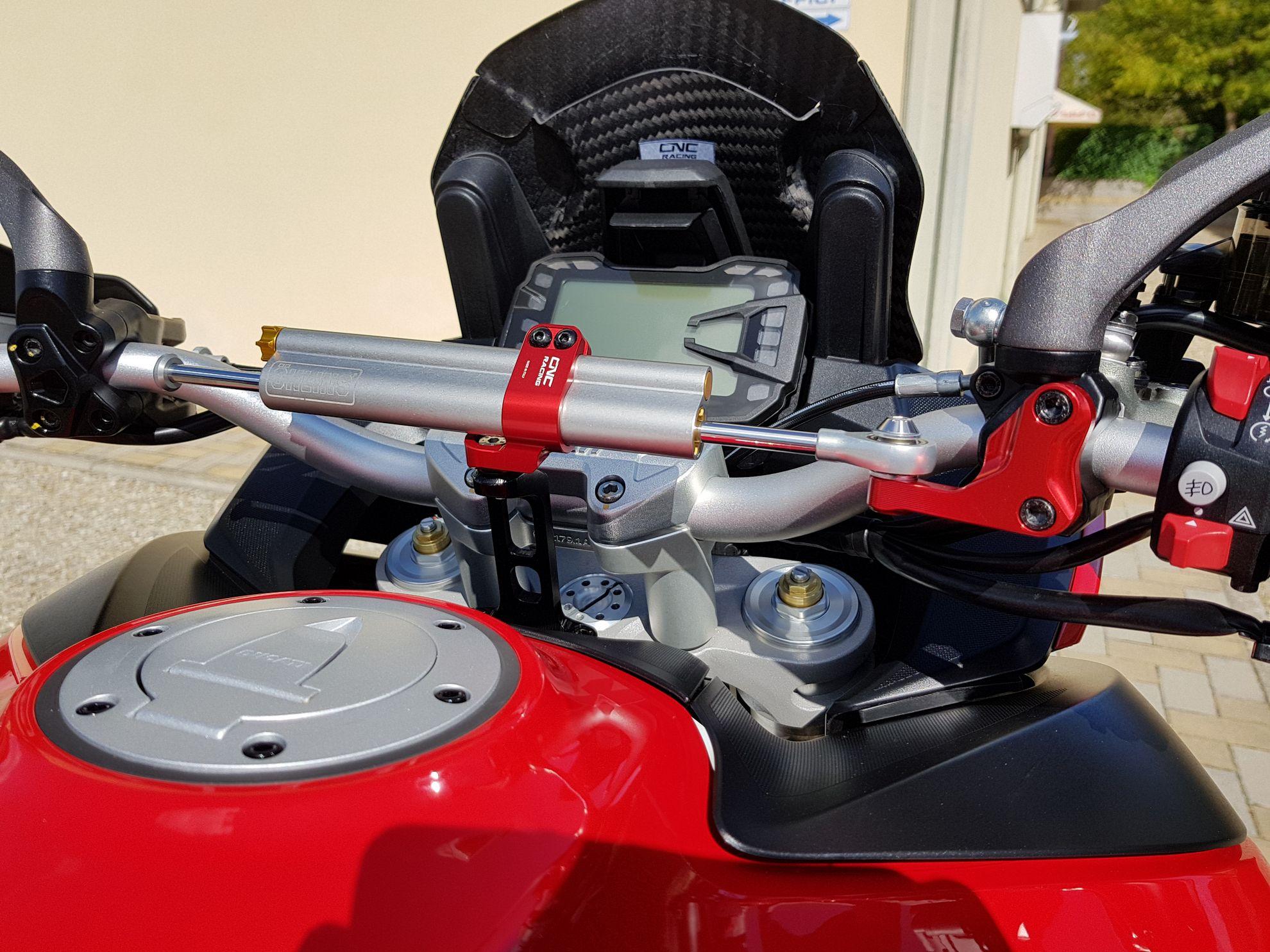 Steering Damper Kit Ducati Multistrada 950