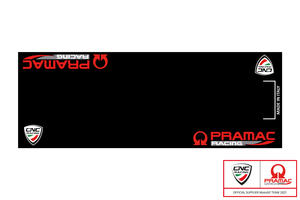 GARAGE CARPET PRAMAC RACING LIMITED EDITION CNC Racing