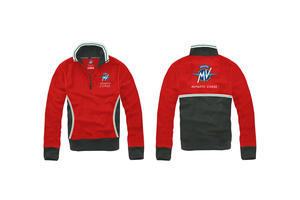 MV Agusta Reparto Corse 1/4 Zip Sweatshirt - Man CNC Racing