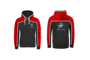 MV Agusta Reparto Corse Full Zip Hoody - Man CNC Racing