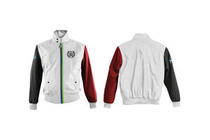 MV Agusta Vintage Bomber Jacket - Man CNC Racing