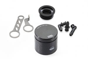 Fluid reservoir front brake 25 ml - carbon CNC Racing