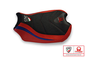 Seat cover Ducati Panigale V4 - Pramac Racing Limited edition CNC Racing