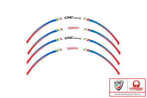 17 inch wheel stripes kit - pramac Racing Limited Ed. CNC Racing