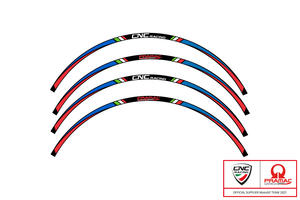 17 inches wheel stripes kit - pramac Racing Limited Ed. CNC Racing