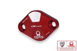 Cover ispezione fase Ducati Panigale V4 - Pramac Racing Limited Edition <p>Rosso</p>