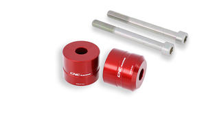 BAR ADAPTOR SPACERS H 30mm Ducati Multistrada 950/1200/1260 <p>Rosso</p>